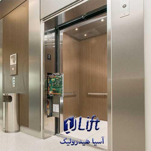 موتورها و شیر برقی های آسانسور هیدرولیک